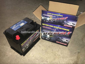 Supervolt 55564mf 12V55ah Maintenance Free Car Battery pictures & photos
