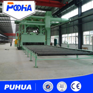 Steel Plate Blasting and Painting Preservation Line pictures & photos