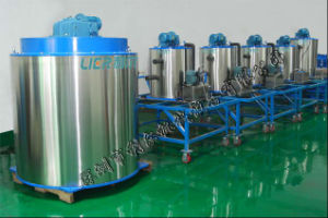 Stainless Steel 10ton Per Day Ammonia System Flake Ice Evaporator pictures & photos
