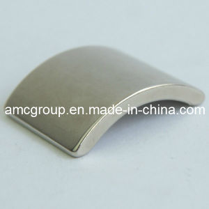 Super Sintered Arc NdFeB Magnet pictures & photos