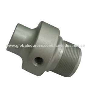Aluminum CNC Machining Parts with Grinding Finish (ACE-333) pictures & photos