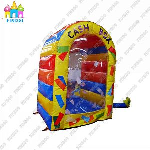 New Funny Inflatable Cash Box pictures & photos