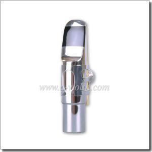 Metal Alto Saxophone Mouthpiece (SP-M01S) pictures & photos