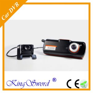 Car Blackbox 2.7 Inch Screen GPS Data Logger (F109)