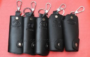 Auto Sales Promotional Gift Custom Key Pouch pictures & photos