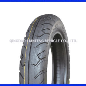 90/90-12 Scooter Tire, Motorcycle Accessories Tubeless Tyres 110/70-12, 120/70-12, 130/70-12 pictures & photos