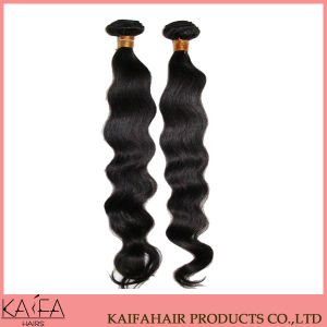 Fashion Hair Extensions Virgin Human Hair (KF377)
