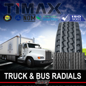 12r22.5 Africa Market Truck Bus & Trailer Radial Tyre pictures & photos