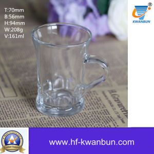 Machine Press Clear Glass Tumbler Beer Mug Kb-Jh06049 pictures & photos