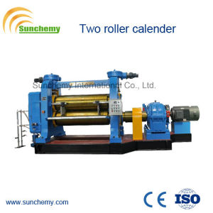 Rubber Machine/Four Roller Calender pictures & photos