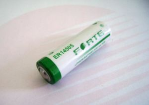 3.6V AA Er14505 Lithium Battery Saft Ls14500 Tadiran Tl -4903 Tl-5903 (ER14505) pictures & photos