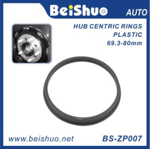 Aluminum and Plastic Hub Centric Rings with Various Size&Color pictures & photos