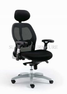 High Quality Mesh Boss Chair (SZ-OC045) pictures & photos