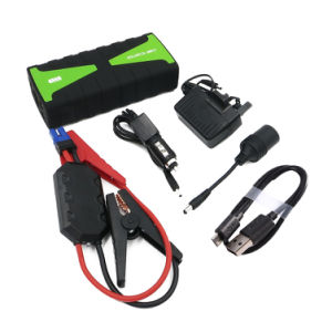 16800mAh Car Jump Starter with Dual USB Ports and LED Torch pictures & photos