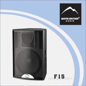 Full Range Loudspeaker (Blackline F15)