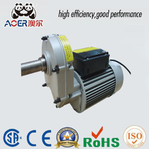 1500W AC Single Phase Electric Motor From Concrete Mixer pictures & photos