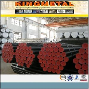 ASTM A500/API 5L/A106/A53 Grade B Seamless Carbon Steel Pipe pictures & photos
