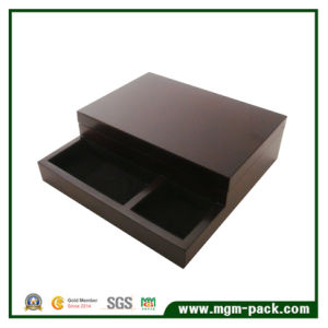 Stylish Office Wooden Storage Box pictures & photos