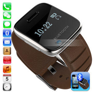 GPS Tracker iPhone and Andoird Phone Pocket Watch Mobile Phone