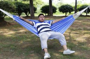 Outdoor Tenting Folding Hammock pictures & photos