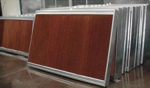 Factory of Evaporative Air Cooling Pad for Poultry House/Greenhouse