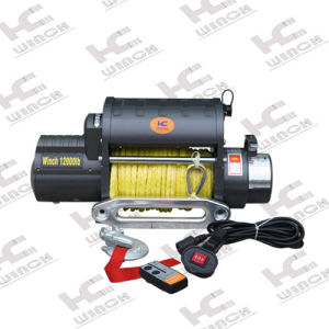 Electric Winches 12V with Plasma Rope (SIC12.0WX) pictures & photos