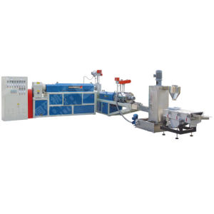 Plastic Recycling Granulator by Lathed Water-Cooling (GYZS125/140/150)