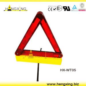 LED Warning Triangle, Foldaway LED Warning Triangle (HX-WT05)