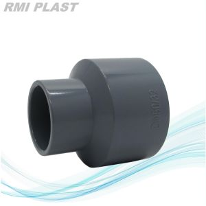 Plastic Pipe Fitting CPVC Equal Tee pictures & photos
