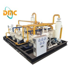 D Type Water-Cooled Oil Free Piston Gas Natural Compressor pictures & photos