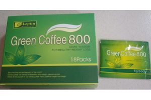Green Coffee 800 Leptin Slimming Coffee (MH-067) pictures & photos