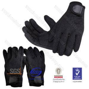 5mm Neoprene Fishing Gloves & Waterproof Gloves & Neoprene Gloves (QLG001) pictures & photos