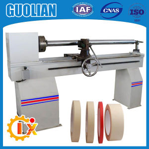 Gl-706 Electric Driven Manual Masking Paper Tape Cutting Machine pictures & photos