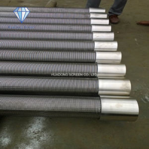 Stainless Steel Johnson Wedge Wire Sand Control Well Drilling Screen pictures & photos