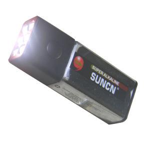 9 Volt LED Flashlight