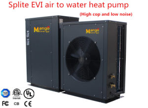 2017 Hot Selling Best Ce Approved High Cop Split Style Air to Water Evi Heat Pump (for floor heating) pictures & photos