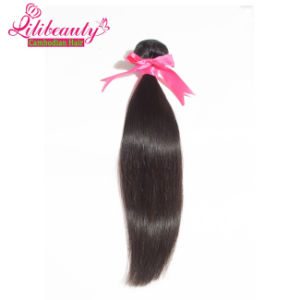 100% 8A Cambodian Human Remy Virgin Hair Straight Natural Hair Extension pictures & photos