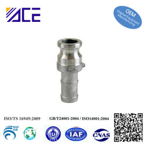 Stainless Steel Adaptor Hose Shank/Quick Coulpings pictures & photos