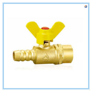 Brass Gas Ball Valve in Different Sizes pictures & photos