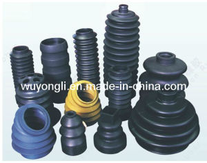 Custom Molded Rubber Parts, Ts16949 Certificated