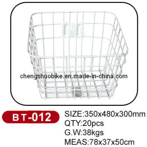 Strong Quality Bicycle Baskets in Hot Selling pictures & photos