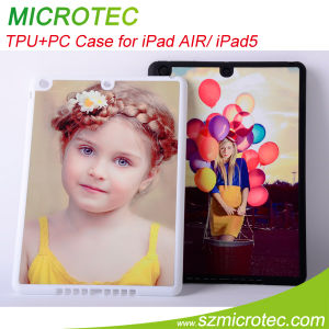 Sublimation TPU Rubber Case for iPad Air (MT-IPD07W/BK) pictures & photos