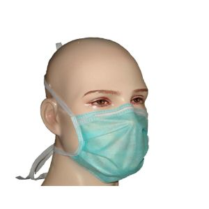 3 Ply Surgical Mask with Tie on pictures & photos