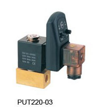 1/4′′ Ports Thread Electric Drain Tank Timer Valve