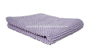 Home Fashions Popcorn Bath Rug, 60cm by 40cm, Lavender pictures & photos