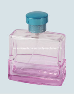 A523LG 100ml Square Glass Perfume Bottle