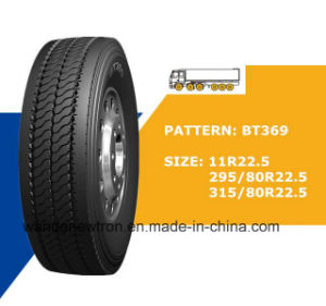 Radial TBR Tyre, China Boto Tyre 11r22.5 295/80r22.5 315/80r22.5