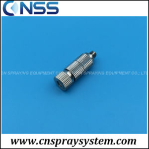 High Pressure Cooling Nozzle Fine Misting Spray Nozzle pictures & photos
