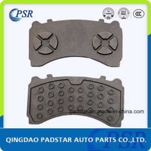 Heavy Duty Truck Brake Pads Cast Backing Plate Wva29244 pictures & photos