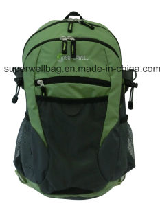 Mesh Travel Sports School Promotion Hiking Backpack Bag